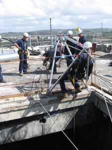 Abantos Vertical Trabajos en Altura