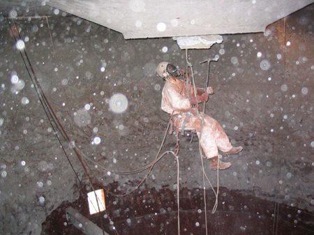Abantos Vertical | Atmósferas peligrosas y espacios confinados