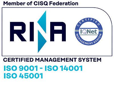 Abantos Vertical certificación ISO 9001